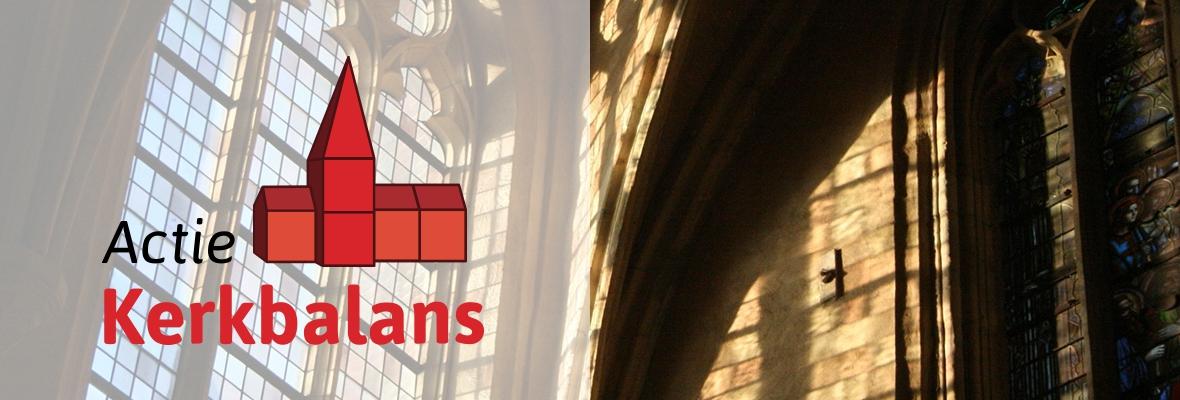 Kerkbalans actiebanner