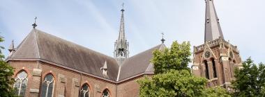 kerk geheel