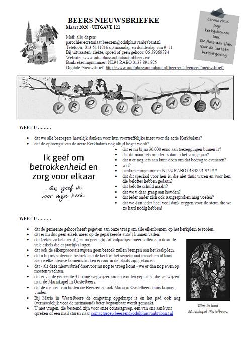 Beerzen inlegvel 2020-01