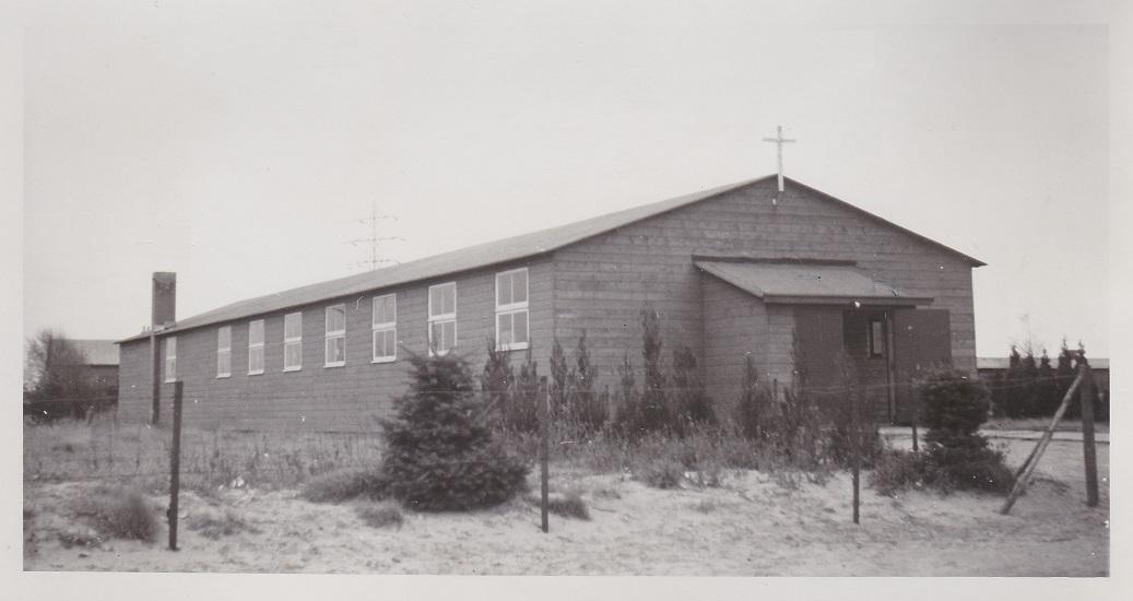 Noodkerk 1949