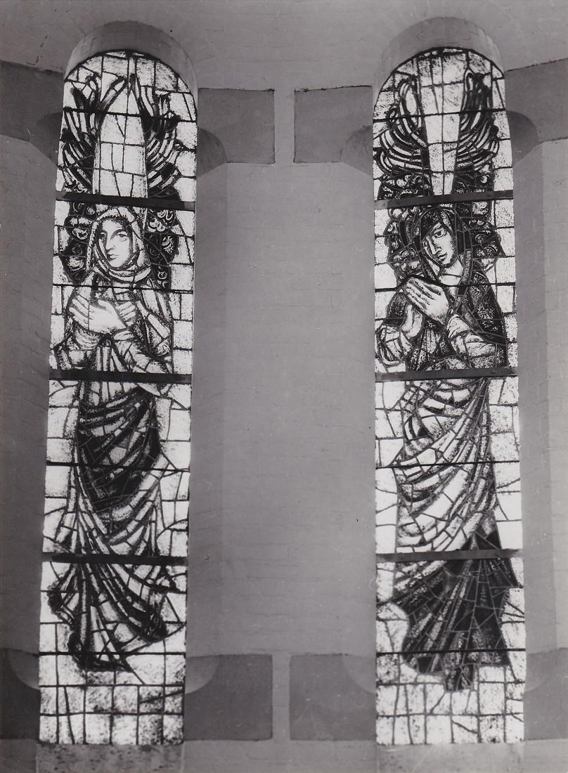 1950 Glas in lood
