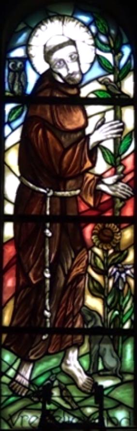 Franciscus' raam