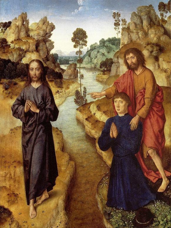 Johannes 1, 35-42