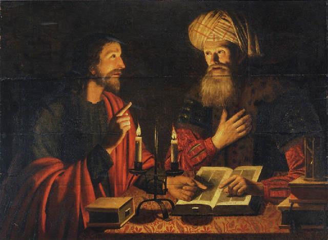 Johannes 3, 16-18