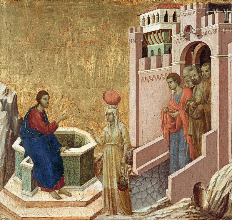 Johannes 4, 5-42