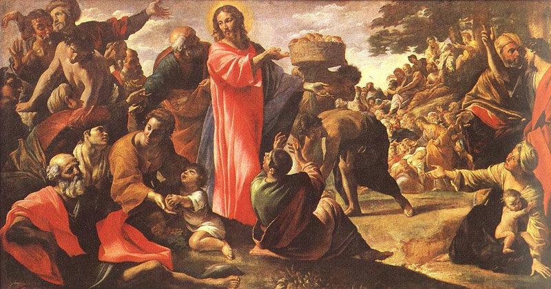 Johannes 6, 1-15