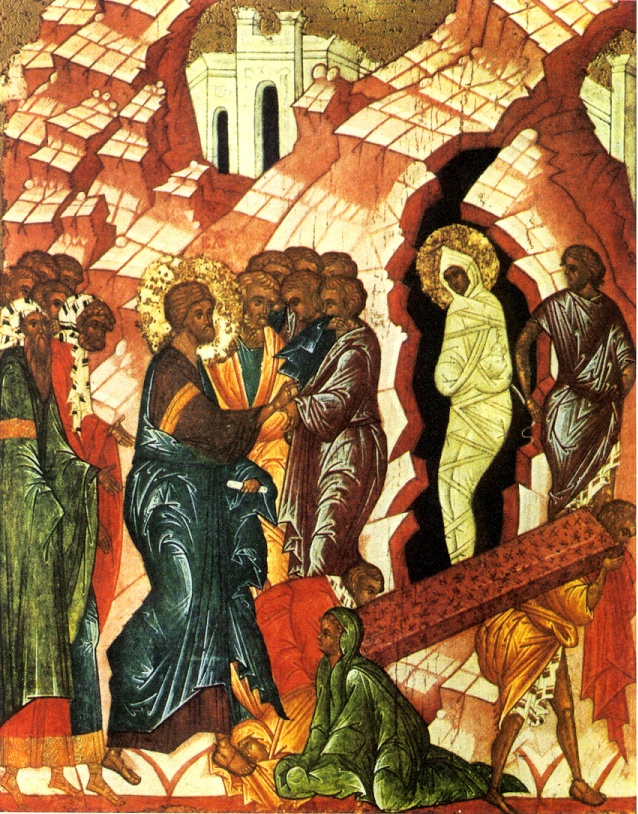 Johannes 11, 1-45