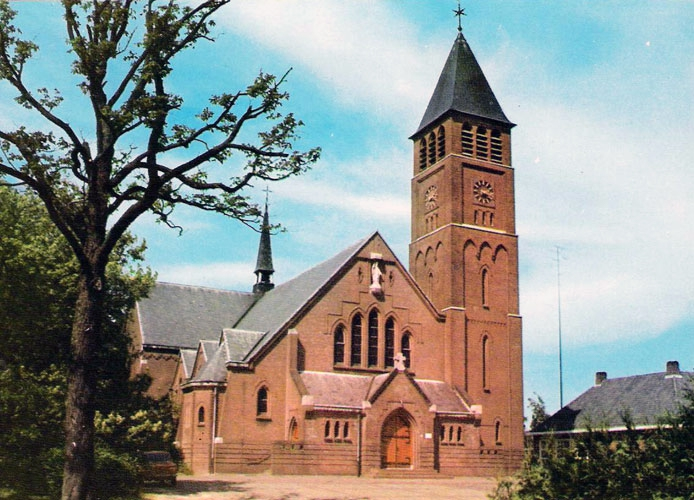 Sint-Willibrorduskerk in de Beerzen
