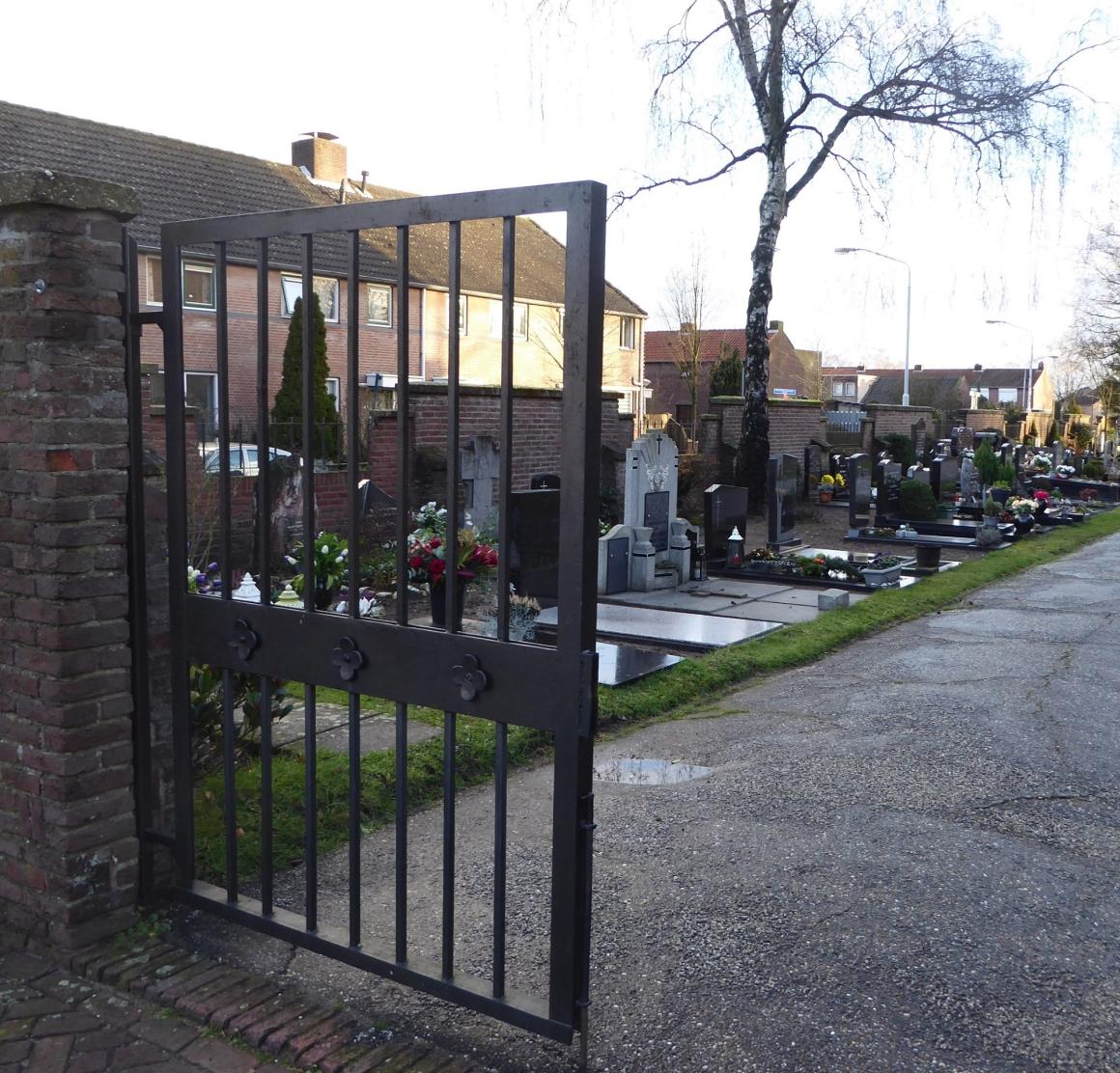 Ingang Kerkhof