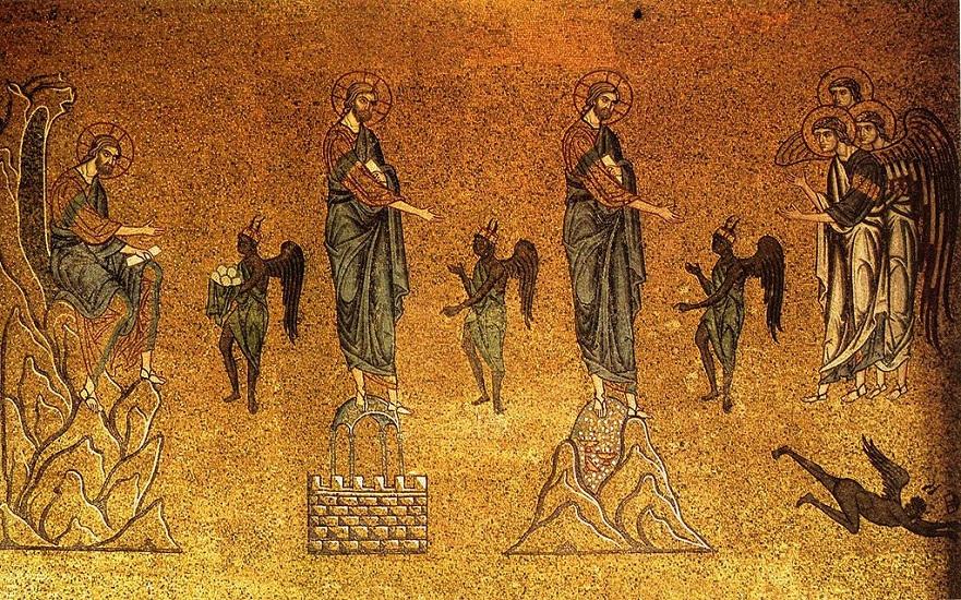 Lucas 4, 1-13