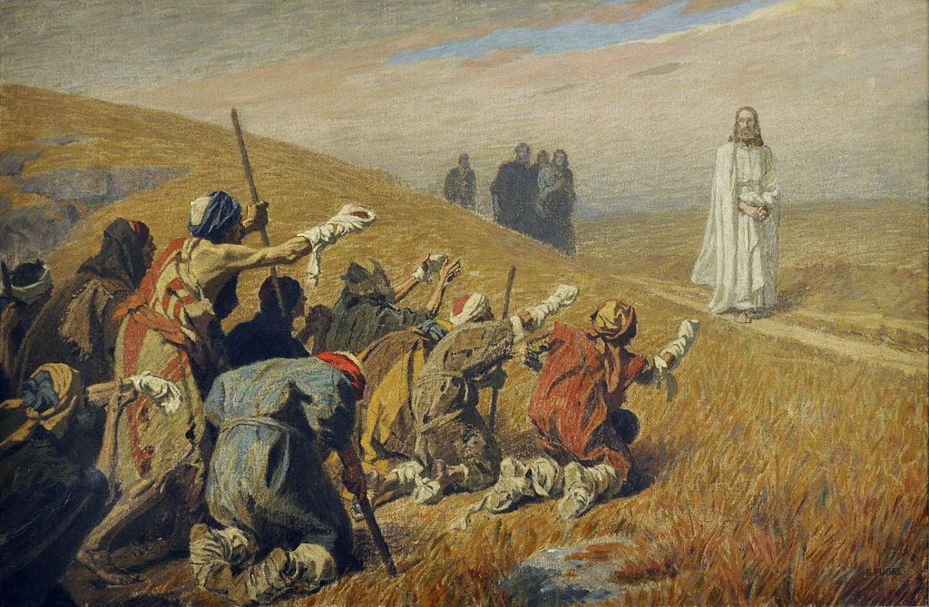 Lucas 17, 11-19