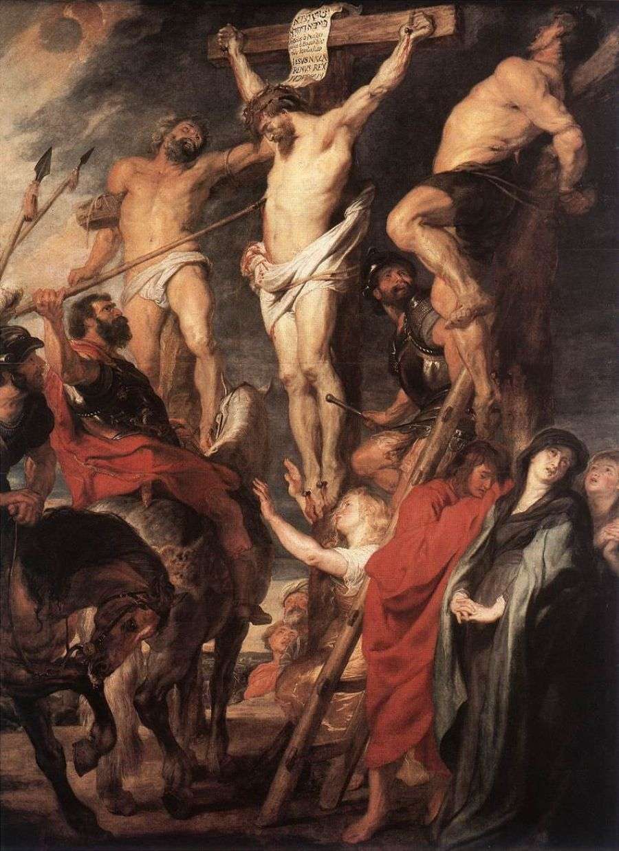 Lucas 23, 35-43