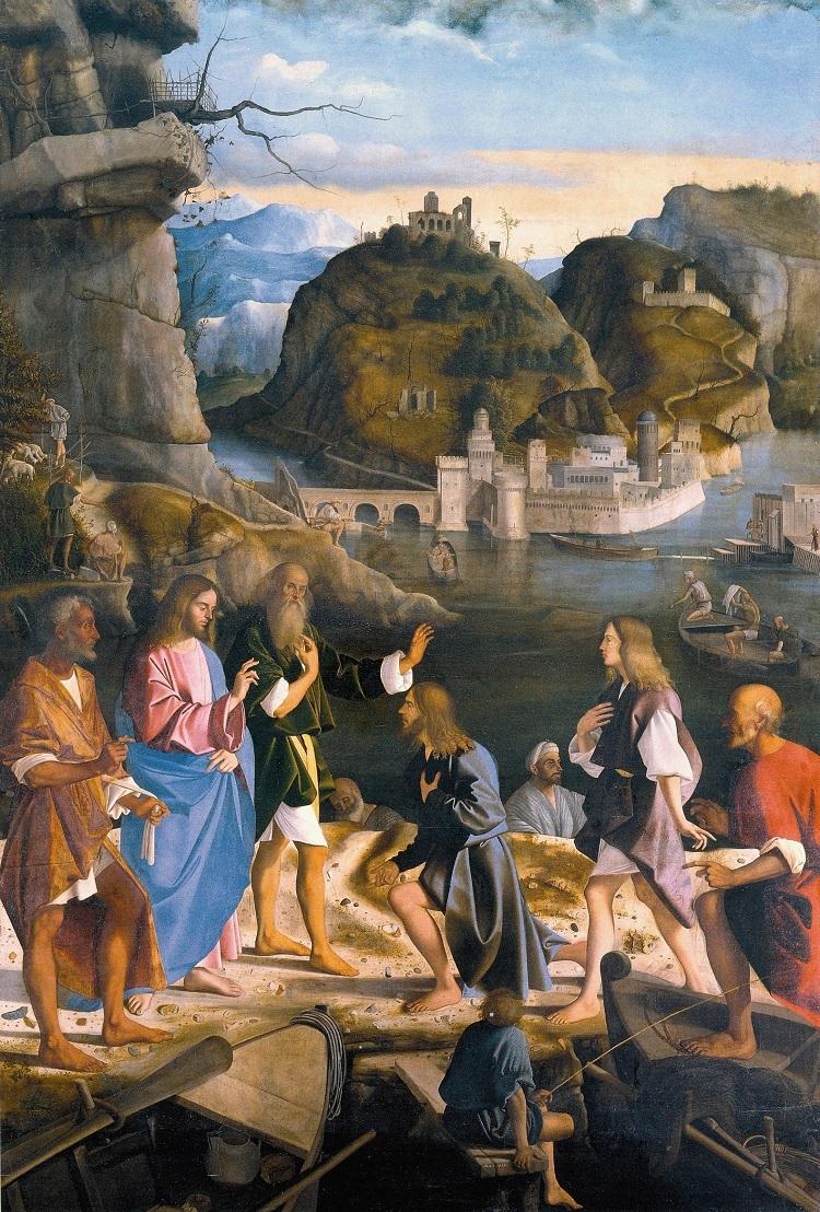 Marcus 1, 14-20