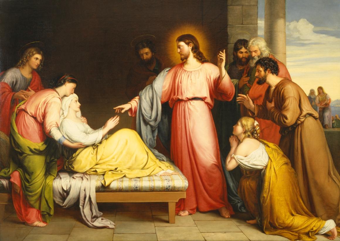 Marcus 1, 29-39