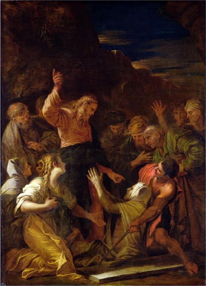 Marcus 1, 40-45