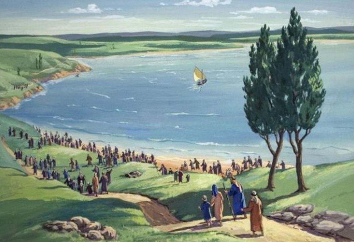 Marcus 6, 30-34