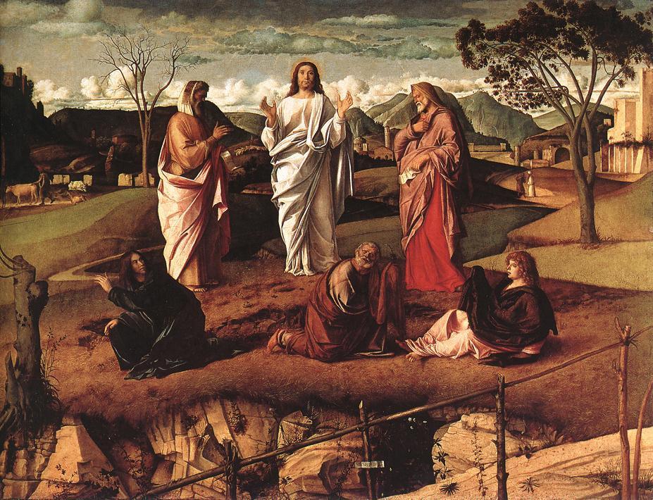 Marcus 9, 2-10