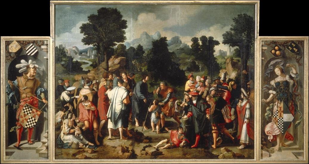 Marcus 10, 46-52