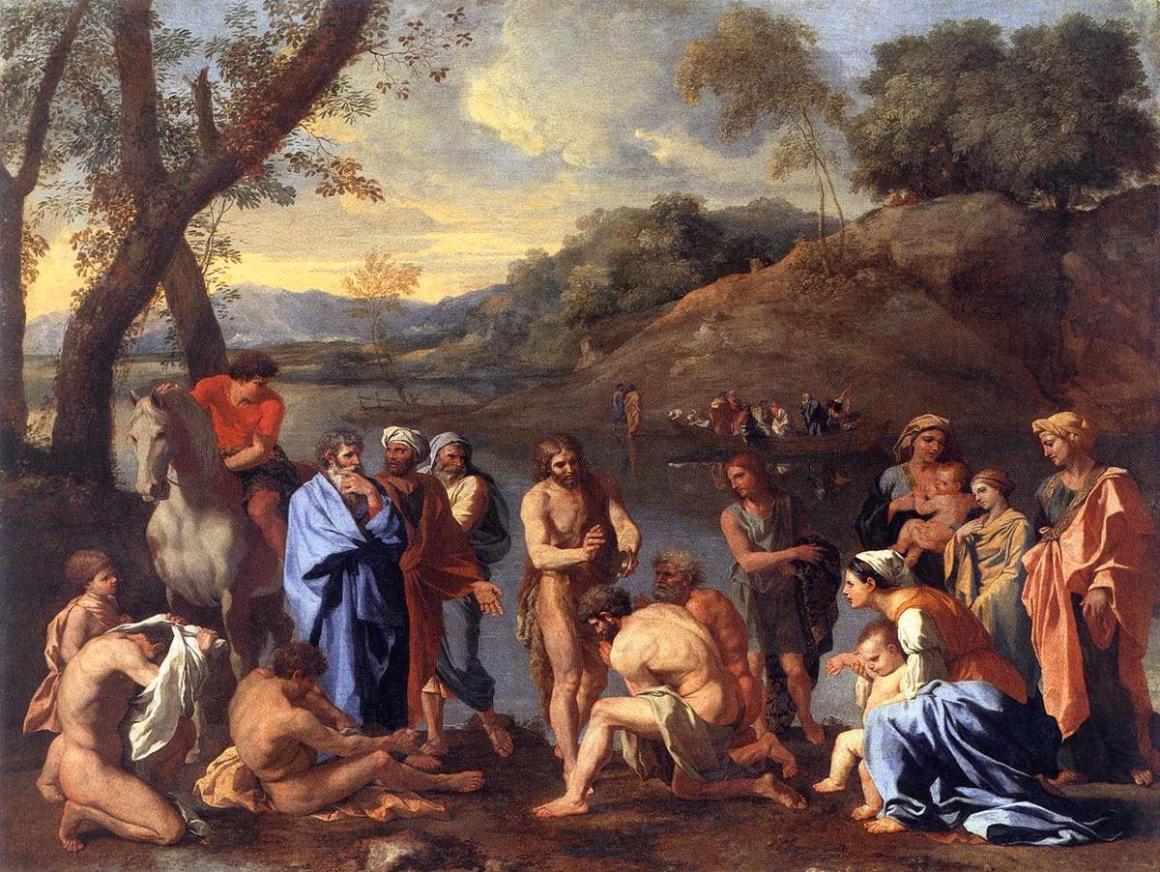 Mattheus 3, 1-12