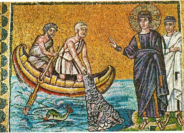 Matteus. 4, 12-23