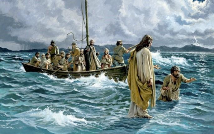 Mattheus 14, 22-33