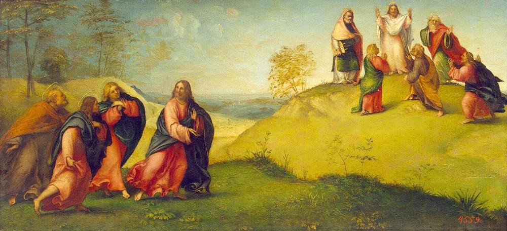 Mattheus 17, 1-9