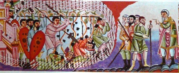 Mattheus 21, 33-43