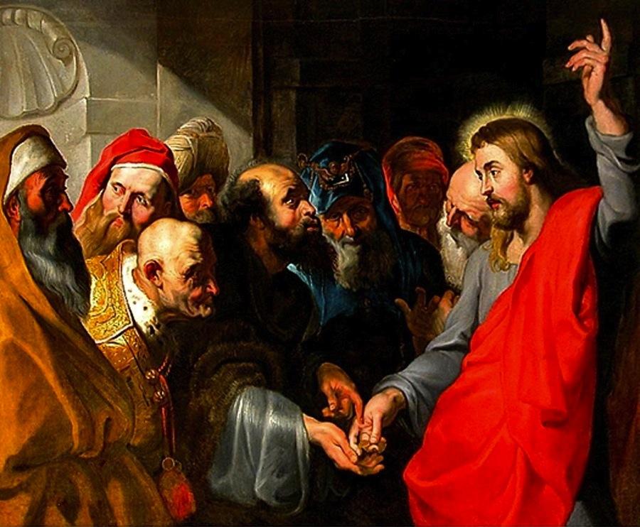 Mattheus 22, 15-21