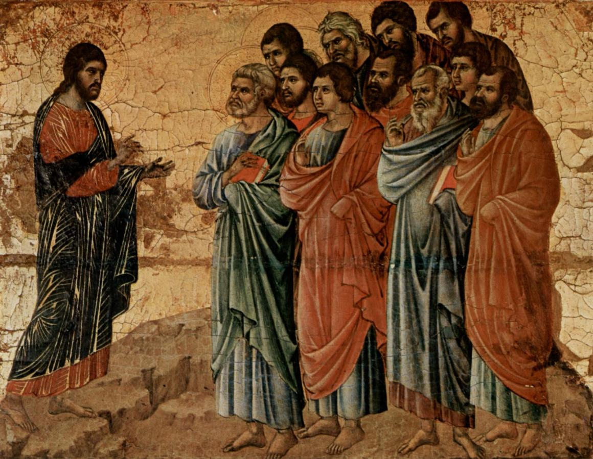 Mattheus 28, 16-20