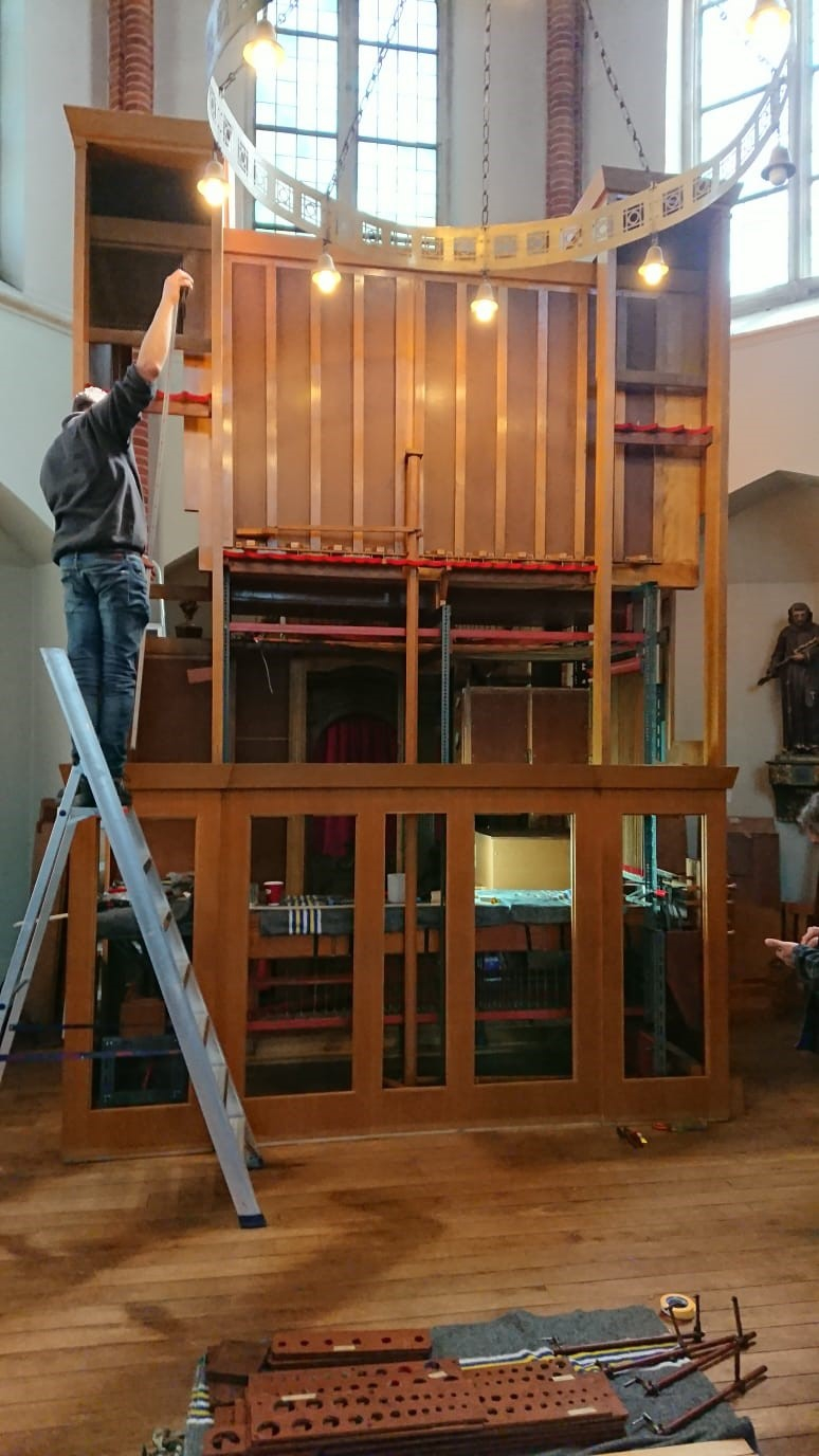 Orgel Sint-Odulphus