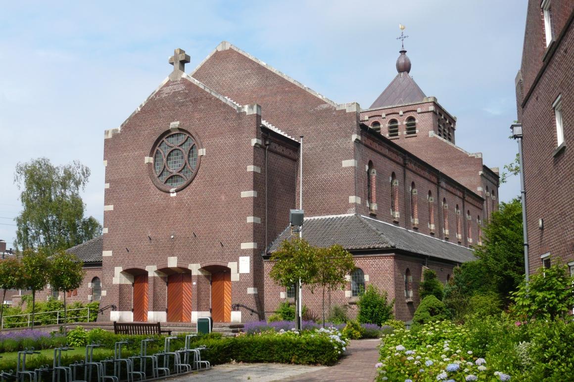Exterieur Antoniuskerk