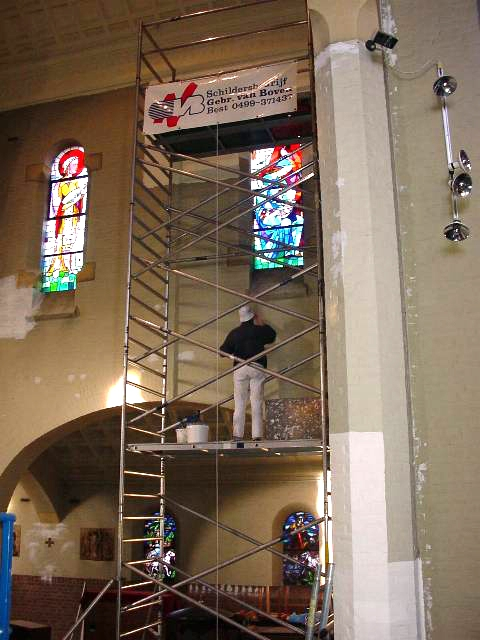 Renovatiewerkzaamheden