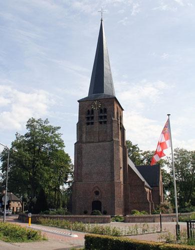 Het Oude kerkje Middelbeers